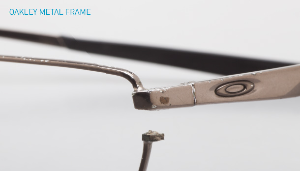oakley glasses frame repair  oakley frame repair