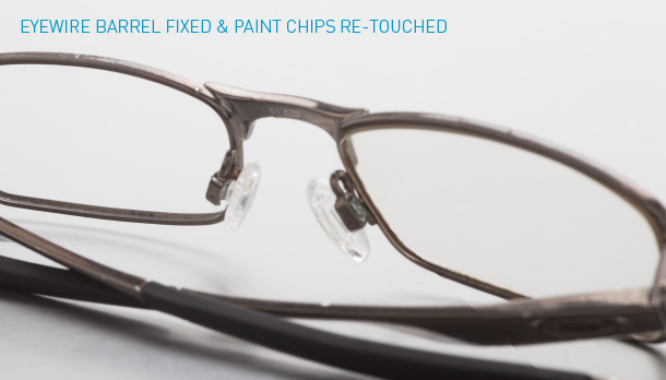 Glasses Frames Repair Brisbane : Specialist Repairs SOS Eyewear