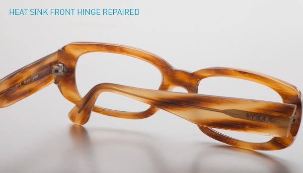 Glasses Frame Repair Brisbane : Specialist Repairs SOS Eyewear